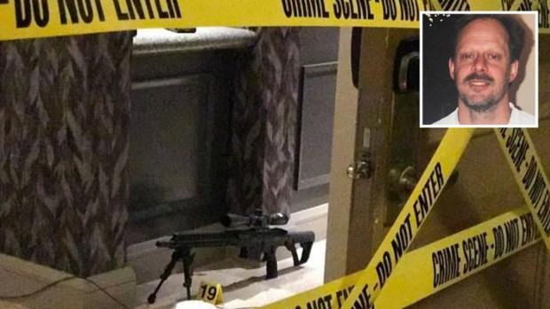 Masacre en Las Vegas: cómo allanaron la habitación del atacante