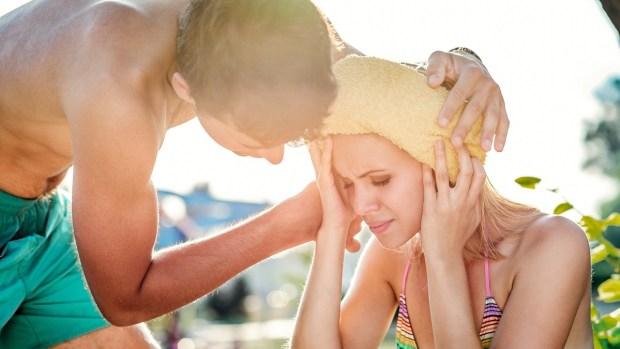 Ola de calor: los síntomas mortales de la temperatura extrema