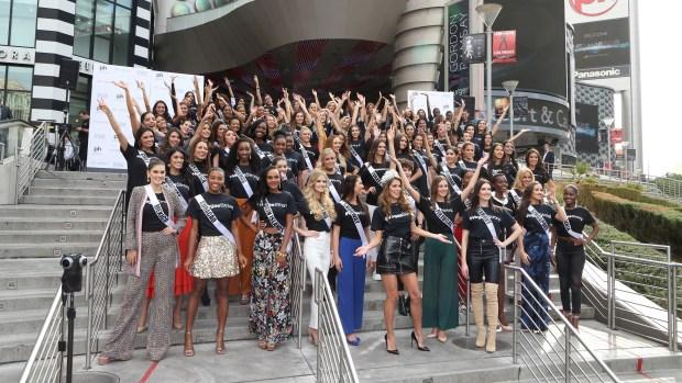 Conoce a las candidatas latinas de Miss Universo