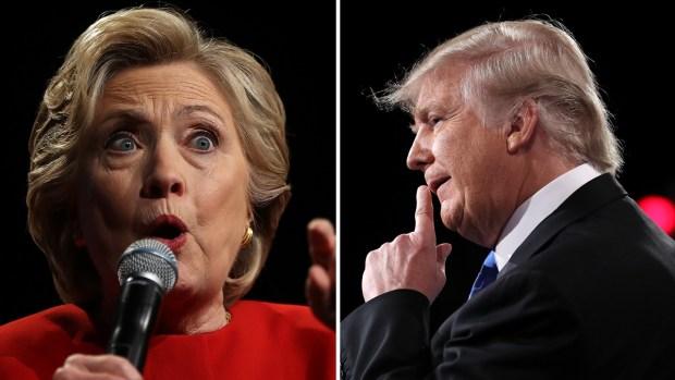 Clinton y Machado contraatacan a Trump por comentarios en Twitter