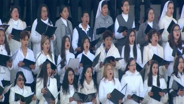 [TLMD - MIA] El Papa habla a la juventud en Morelia
