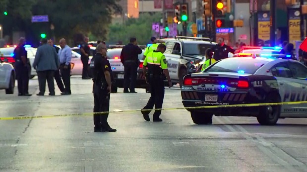 Un muerto tras tiroteo cerca de hotel en Dallas