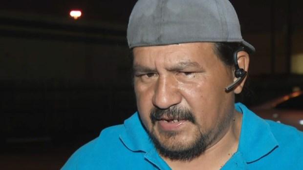 Miguel, el hombre que se viralizó por insultar al presidente Trump
