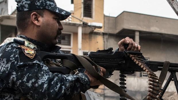 Escalofriante: cómo es la lucha cara a cara contra ISIS
