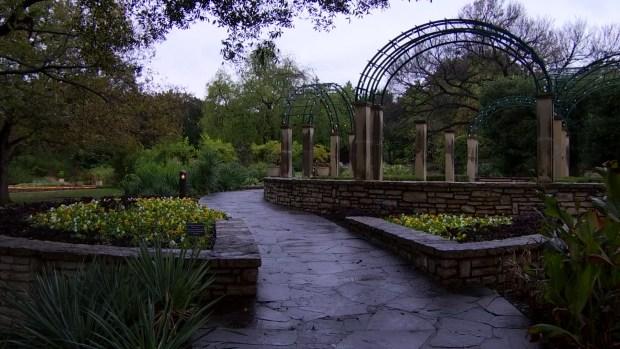 Fort Worth: Adiós a entrada gratis en jardín botánico