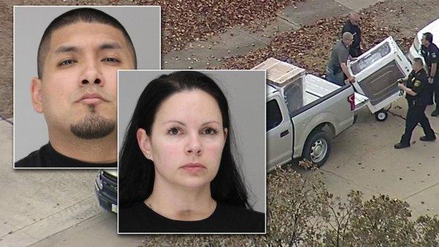 [TLMD - Dallas] Arrestan a oficiales de Dallas por presunto robo de mercancía
