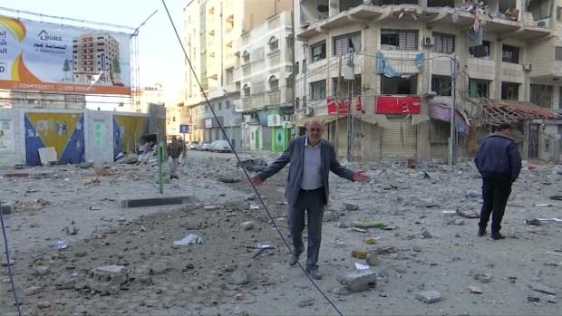 [TLMD - LV] Gaza en ruinas tras los bombazos de Israel