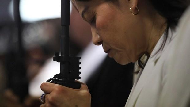 Conoce la Iglesia de la Unificación, donde bendicen armas