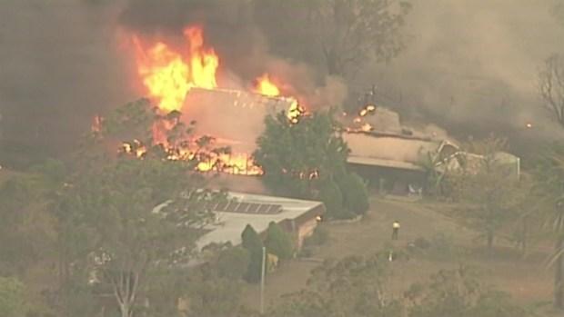 Incendios mortales arrasan en Australia