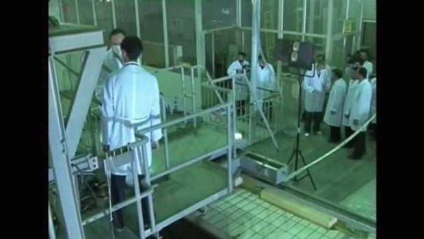 [TLMD - LV] Irán estaría incrementando su producción de uranio