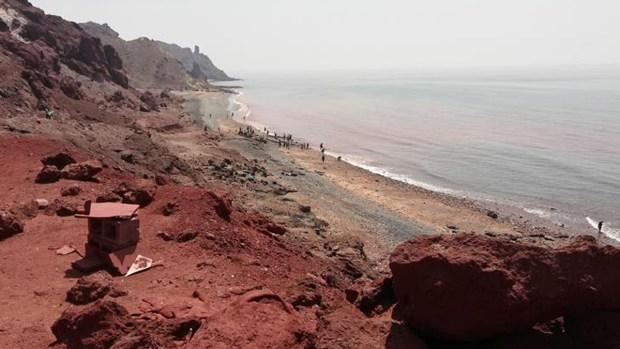 La crisis en el Golfo Pérsico y una isla paradisíaca