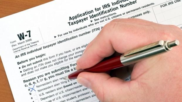 Impuestos: cómo pedir el ITIN y cómo renovarlo