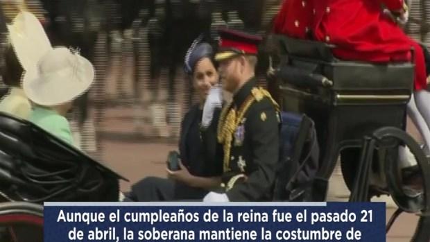 [TLMD - AZ] Reaparece Meghan Markle en el cumpleaños de la Reina