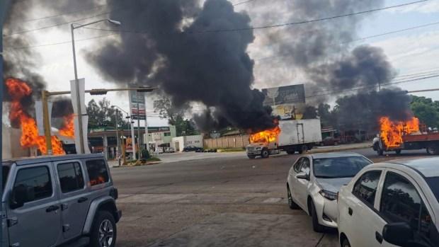 [TLMD - SD] Se reportan fuertes balaceras en Culiacán, Sinaloa