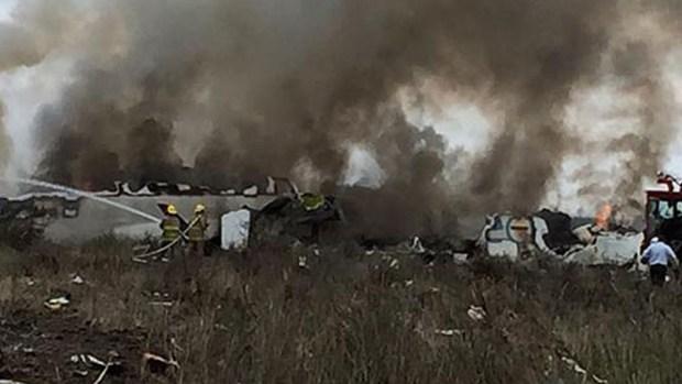 Aterrador relato de lo que pasó adentro del vuelo de Aeroméxico