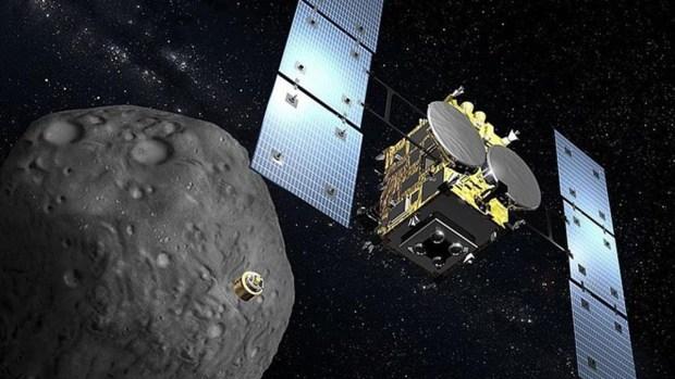 Histórico: sonda regresa con muestras de asteroide