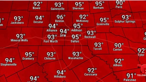 [TLMD - Dallas] Advertencia por calor: ¿que medidas puedes tomar?
