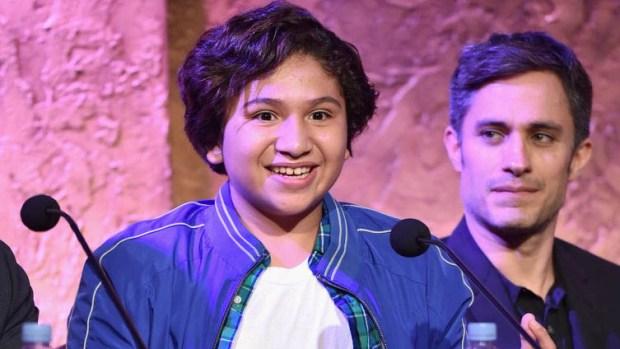 """Niño de """"Coco"""": hijo de inmigrantes, elegido entre cientos de aspirantes"""