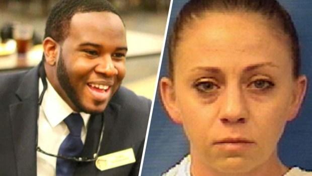 Despiden a policía sospechosa de matar a su vecino