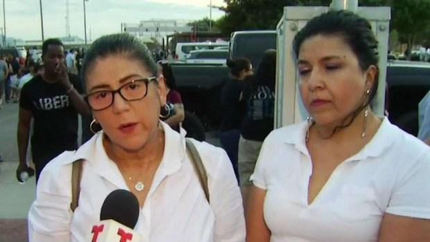 [TLMD - AZ] Tiroteo en El Paso: empleados de Walmart relatan tragedia