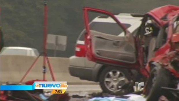 Video: Dos accidentes dejan 11 muertos