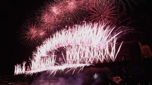 Video: Empiezan los festejos del año nuevo
