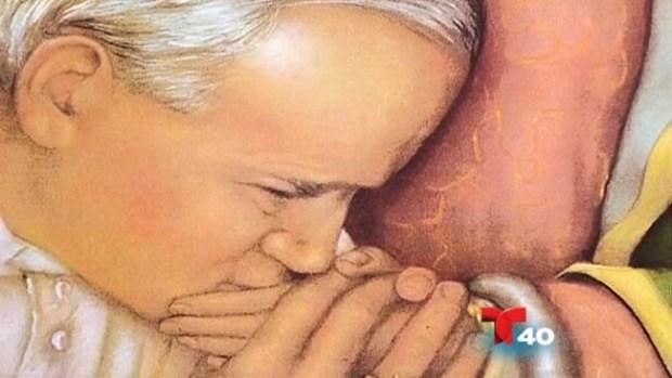 """Video: El Papa,""""feliz"""" por canonizar a J. Pablo II"""