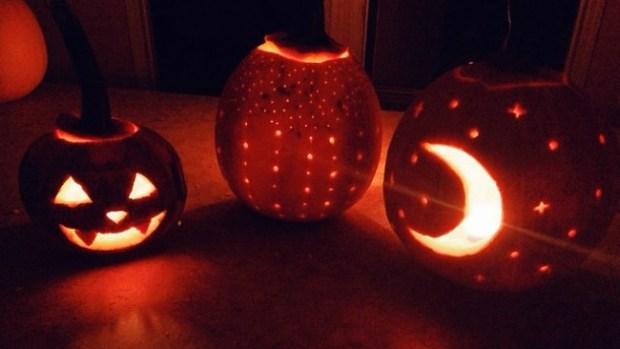 Diseña tu calabaza para decoración de Halloween