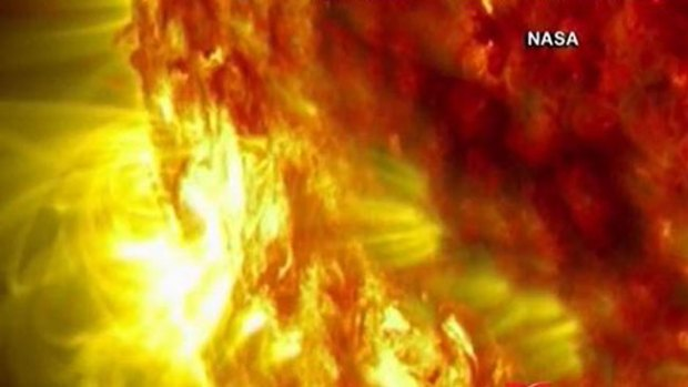 Video: La NASA capta erupción solar jamás vista