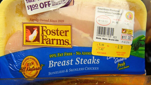 Video: Planta de Foster Farms con cucarachas