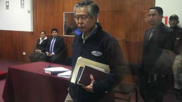 Video: Fujimori: Rechazan segunda apelación