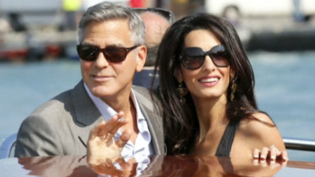 Video: ¡George Clooney, finalmente casado!