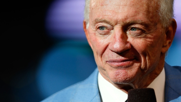 Video: Demanda a Jerry Jones por abuso sexual