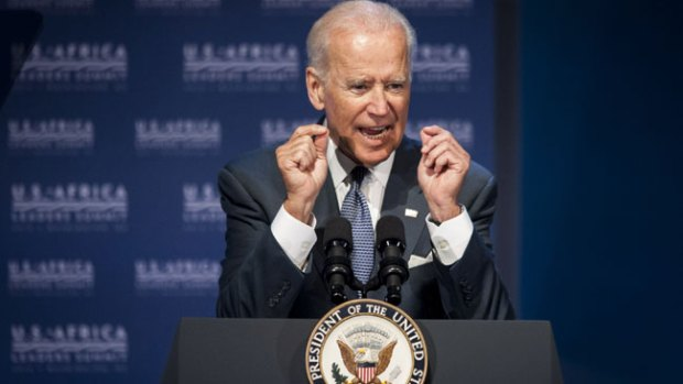 Video: Joe Biden, fuera de sí en discurso de ISIS
