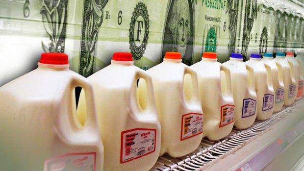 Video: El galón de leche podría costar $8