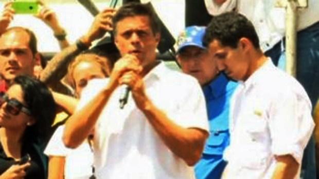 Video: Venezuela: ordenan arresto de opositor