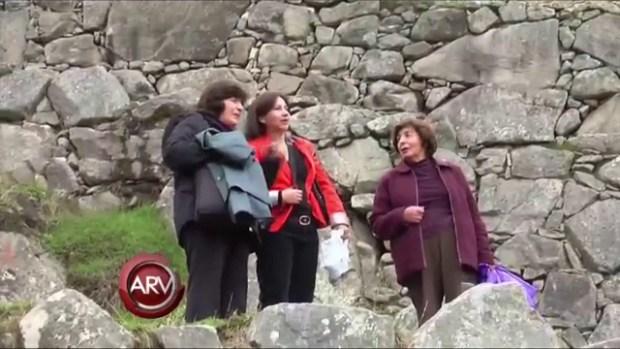 Video: Dicen que son dueñas de Machu Picchu