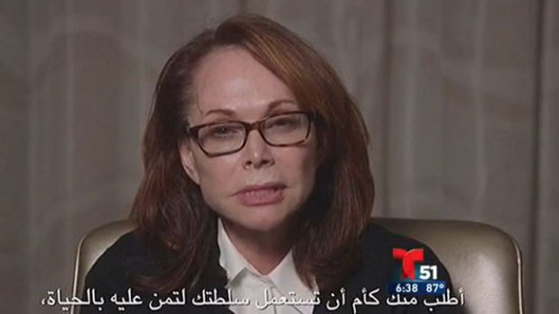 Video: Madre de Sotloff pide clemencia a ISIS