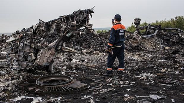 Video: Forenses no pueden acceder al MH17