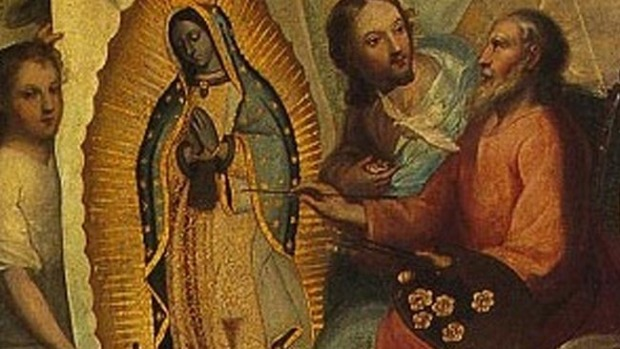 Video: Los misterios del manto de la Virgen