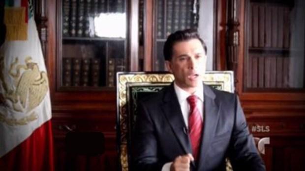 Video: Critican película por parecido a Peña Nieto