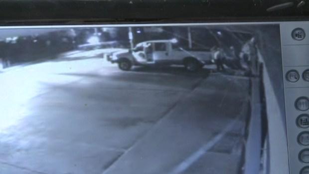 Video: Captados en cámara cuando roban ATM