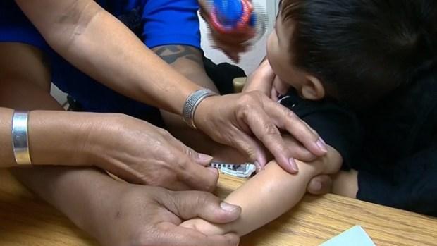 Video: Bebés expuestos a tuberculosis