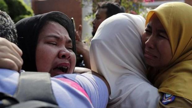 Tragedia aérea en el mar: rescatan los primeros cadáveres