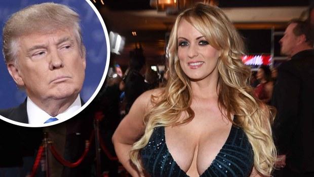 La actriz porno que sacude a la Casa Blanca
