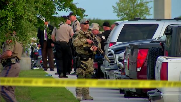 Fotos: Nueve muertos en tiroteo en Waco, Texas
