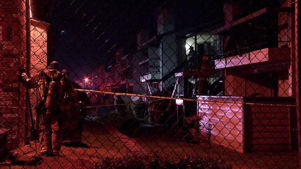 Familias quedan en la calle tras incendio