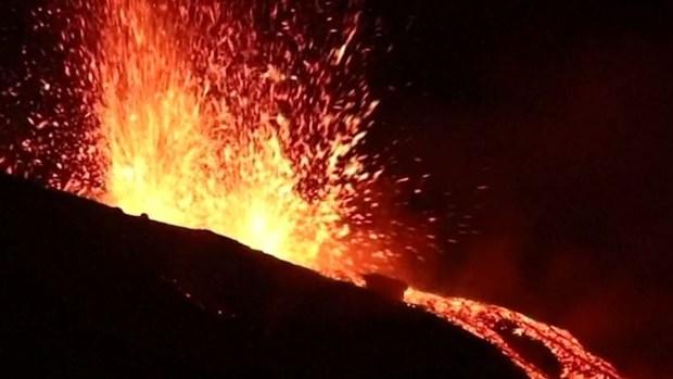 Impresionante: Stromboli, el volcán más activo del mundo