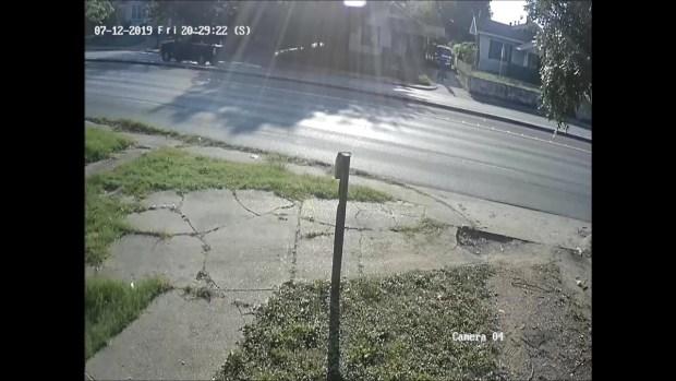 [TLMD - Dallas] Revelan video de sospechoso de homicidio en Dallas
