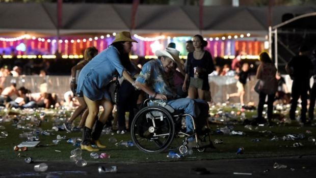 [TLMD - NATL] Videos de testigos durante masacre en Las Vegas